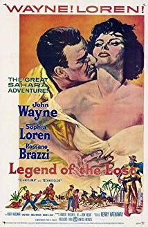 Legend of the Lost (1957) - IMDb