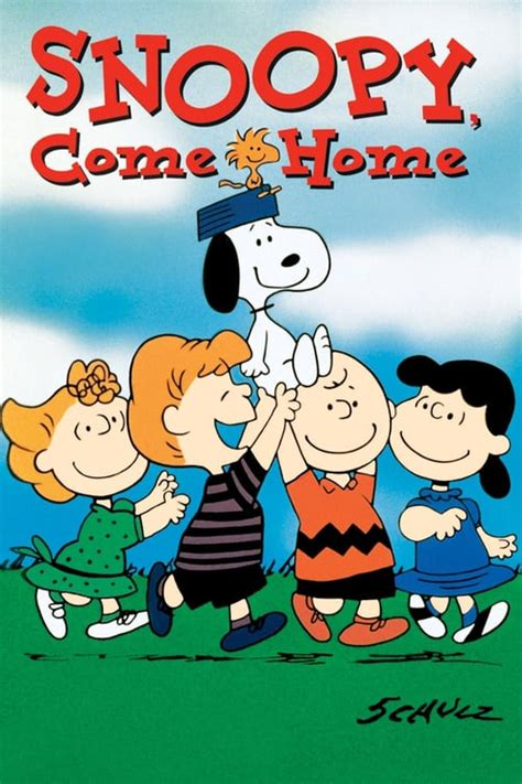 Snoopy, Come Home (1972) — The Movie Database (TMDb)