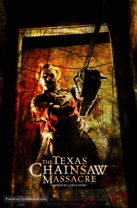 The Texas Chainsaw Massacre dvd cover