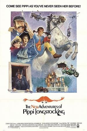 The New Adventures of Pippi Longstocking Adventure