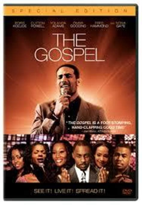 The Gospel (DVD) - Movies & TV Online | Raru