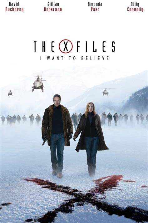 Defending the Much-Maligned X-Files I Want to Believe ...