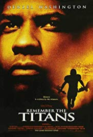 Remember the Titans [2000]