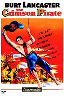 The Crimson Pirate (1952) - IMDb
