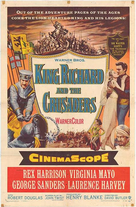King Richard And The Crusaders movie posters at movie ...