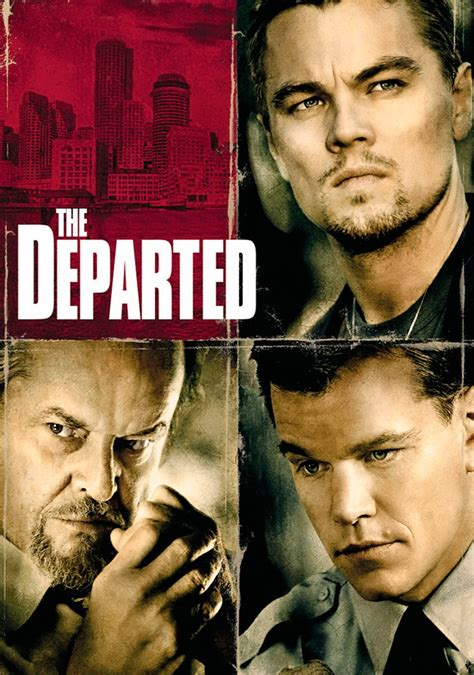 The Departed | Movie fanart | fanart.tv