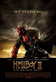 Hellboy II: The Golden Army [2008]