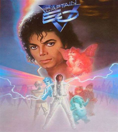 Spacewreck: The 'Captain EO' Story | Mental Floss