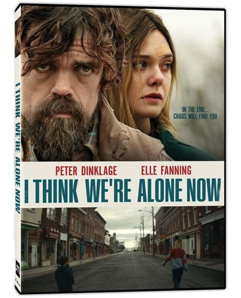 I Think We'Re Alone Now (Region 1 DVD) - Movies & TV ...