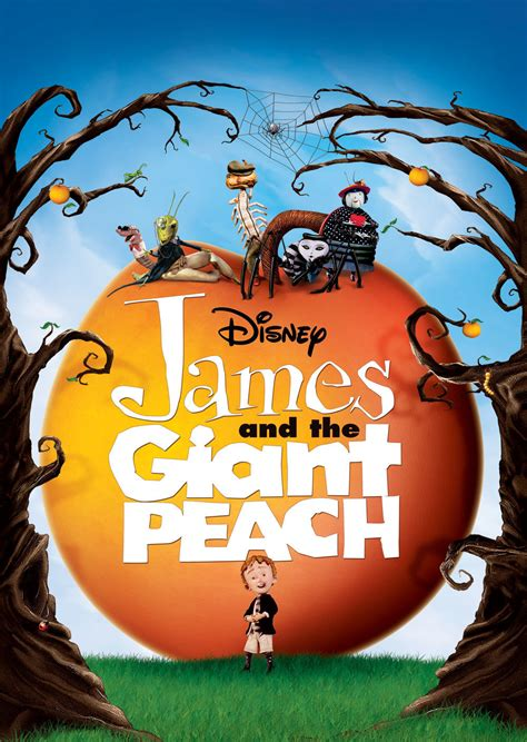James and the Giant Peach | Disney Movies