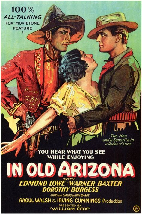 In Old Arizona Movie Posters From Movie Poster Shop