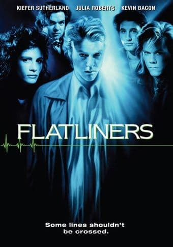 Flatliners DVD (1990) - Mill Creek Entertainment | OLDIES.com