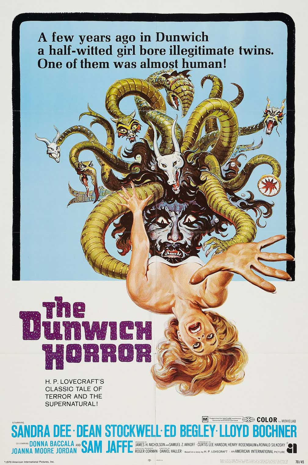 The Dunwich Horror [1970]