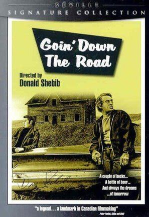 Goin' Down the Road (1970) movie posters