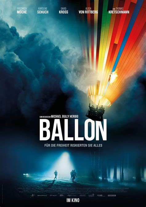 Ballon Film (2018), Kritik, Trailer, Info | movieworlds.com