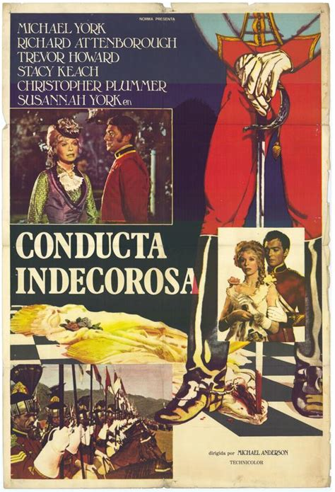 Conduct Unbecoming Movie Posters From Movie Poster Shop