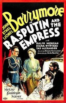 Rasputin and the Empress - Wikipedia