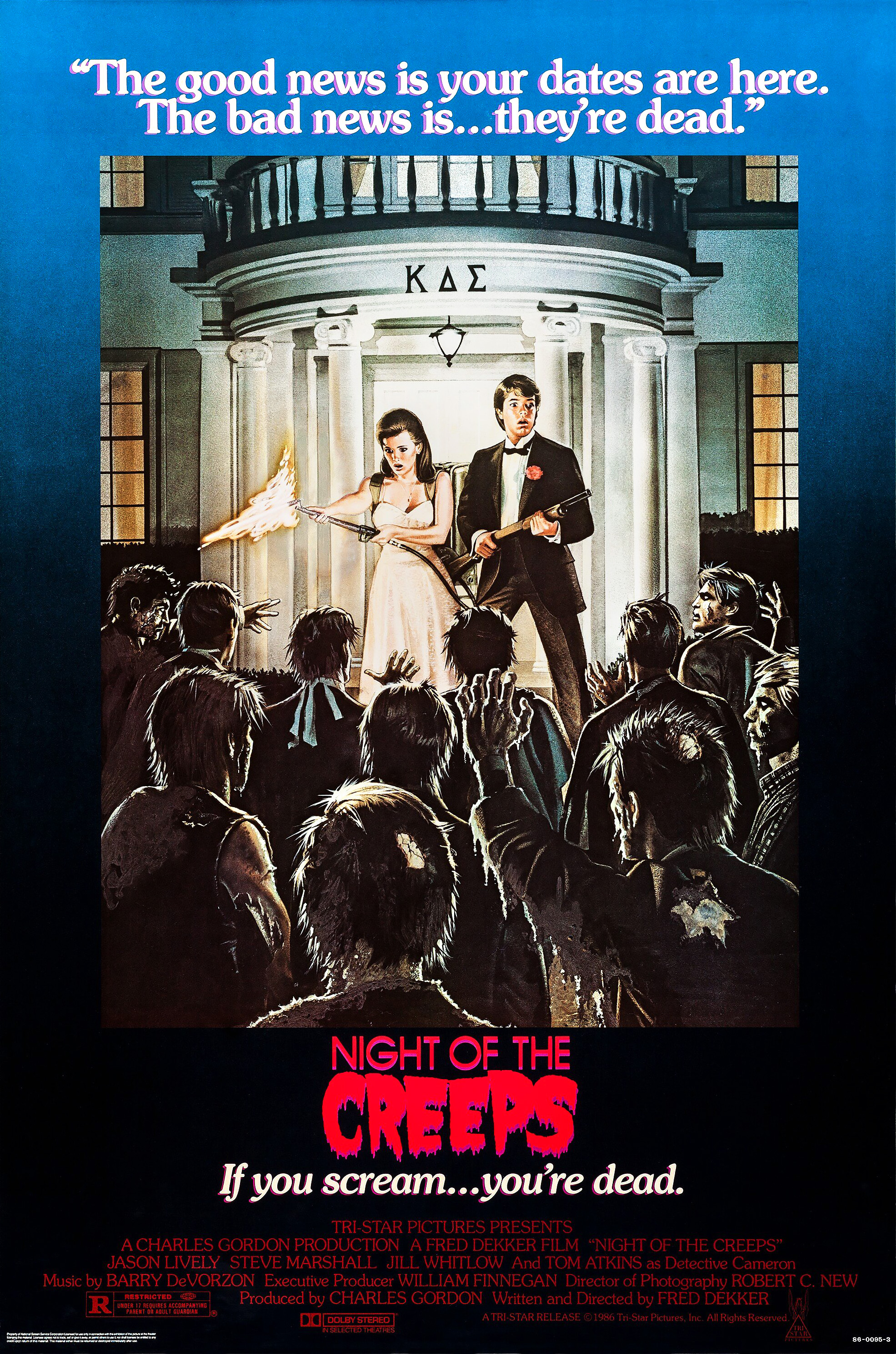 Night of the Creeps [1986]