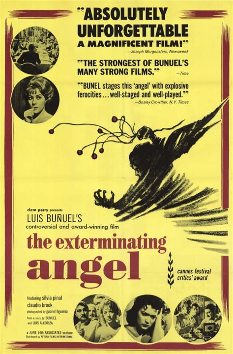 The Exterminating Angel Movie Posters From Movie Poster Shop