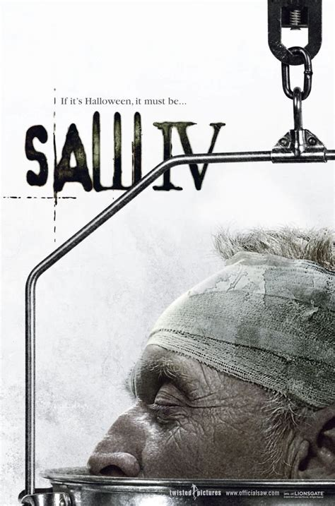 Saw IV (2007) poster - FreeMoviePosters.net