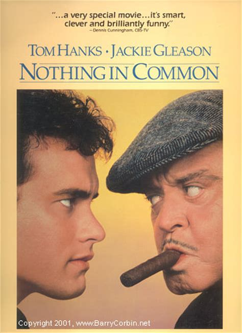 The Official Barry Corbin Site | Nothing In Common (1986)