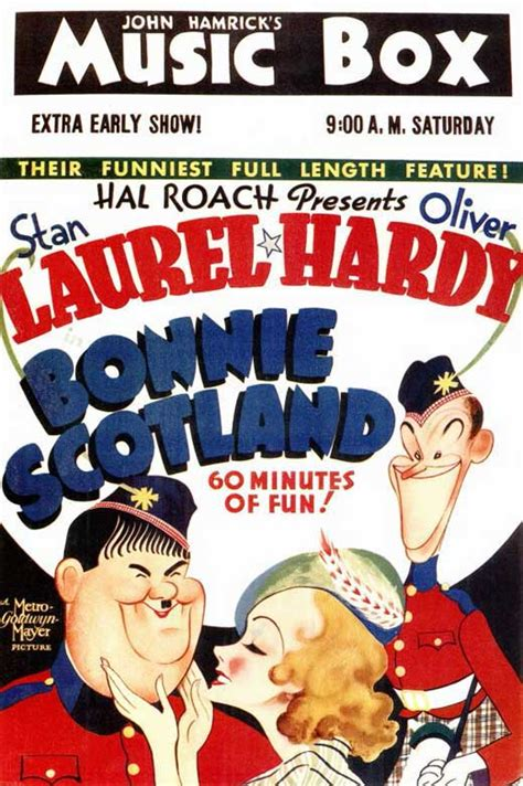 Bonnie Scotland Movie Posters From Movie Poster Shop