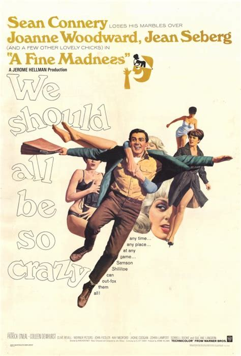 A Fine Madness Movie Posters From Movie Poster Shop