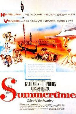 Summertime (1955 film) - Wikipedia
