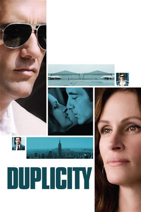 Duplicity Movie Review & Film Summary (2009) | Roger Ebert