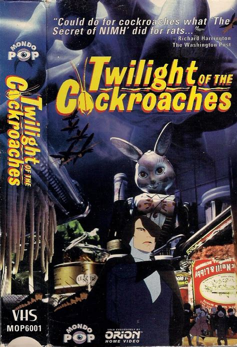 Give Pests a Chance: Revisiting Hiroaki Yoshida's Twilight ...