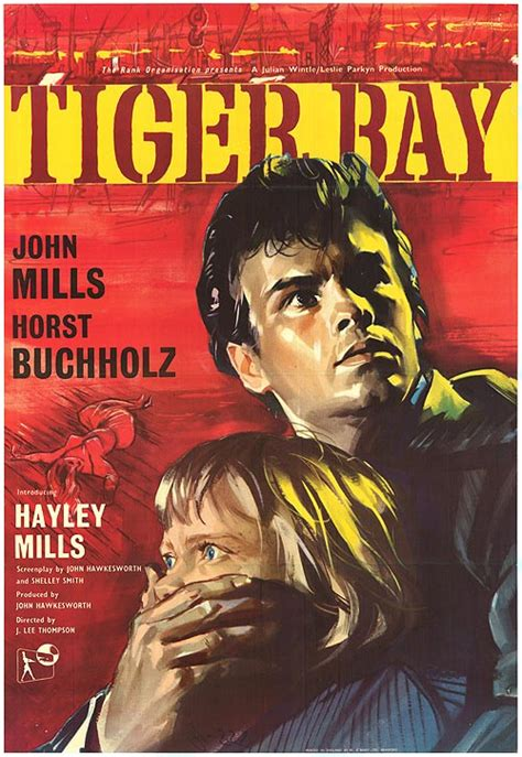 Tiger Bay movie posters at movie poster warehouse ...