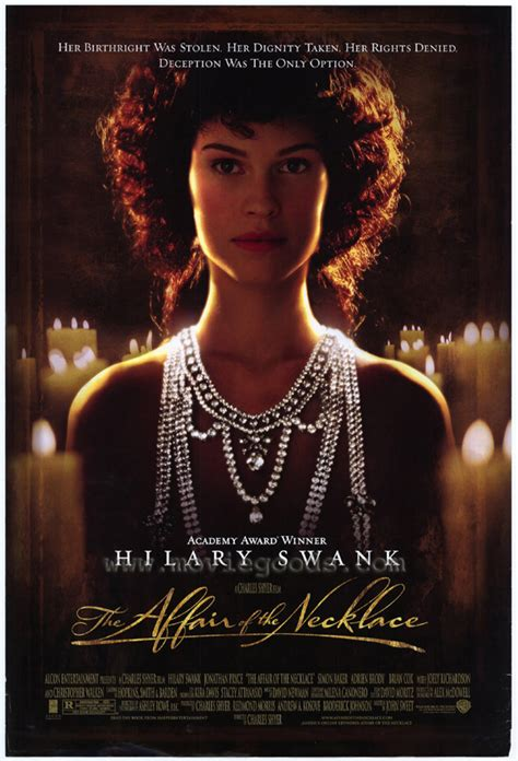 The Affair of the Necklace Movie Posters From Movie Poster ...