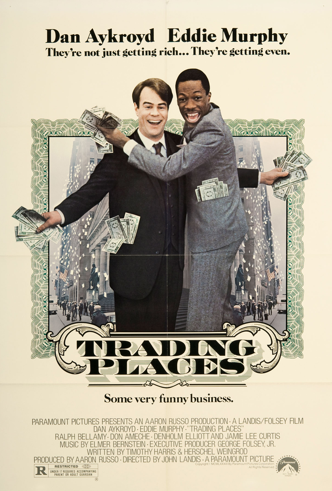 Trading Places [1983]