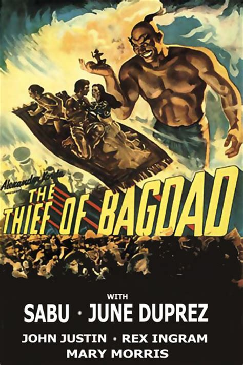 The Thief of Bagdad Movie Review (1940) | Roger Ebert