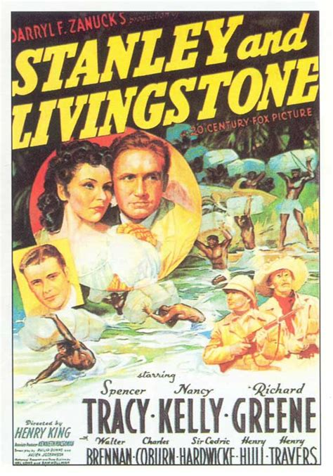 Stanley and Livingstone Movie Posters From Movie Poster Shop