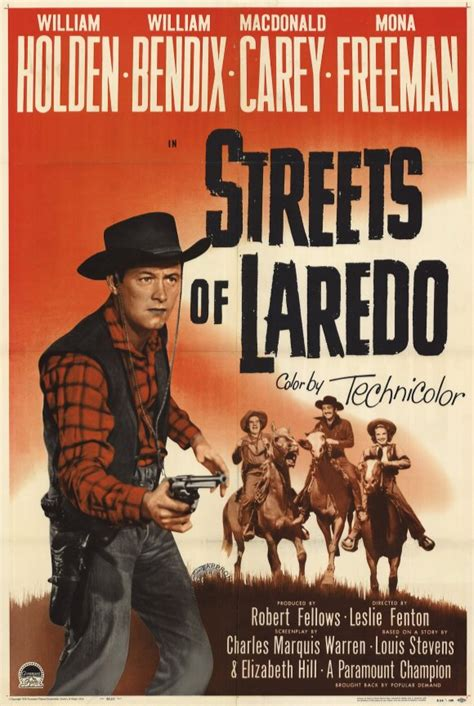 Streets of Laredo Movie Posters From Movie Poster Shop