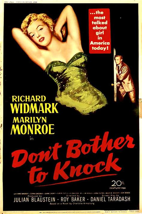 Don't Bother to Knock (1952) – The Visuals – The Telltale Mind