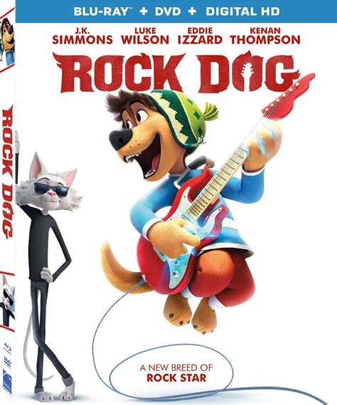 Rock Dog DVD Release Date May 23, 2017