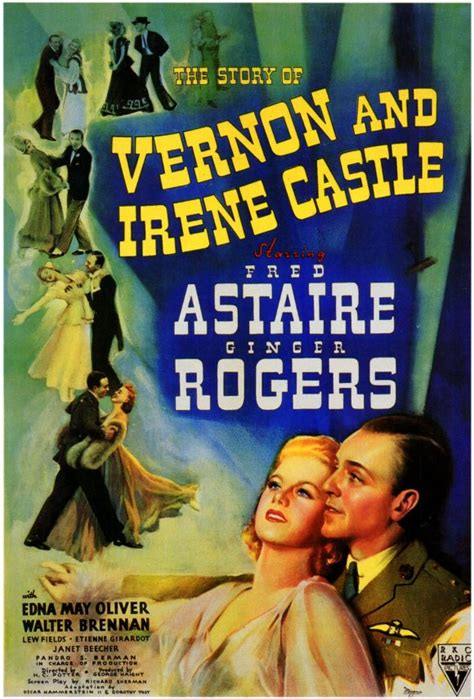 The Story of Vernon and Irene Castle Movie Posters From ...