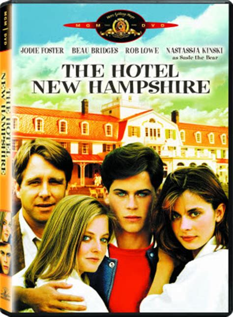 The Hotel New Hampshire (1984) Movie Review – MRQE
