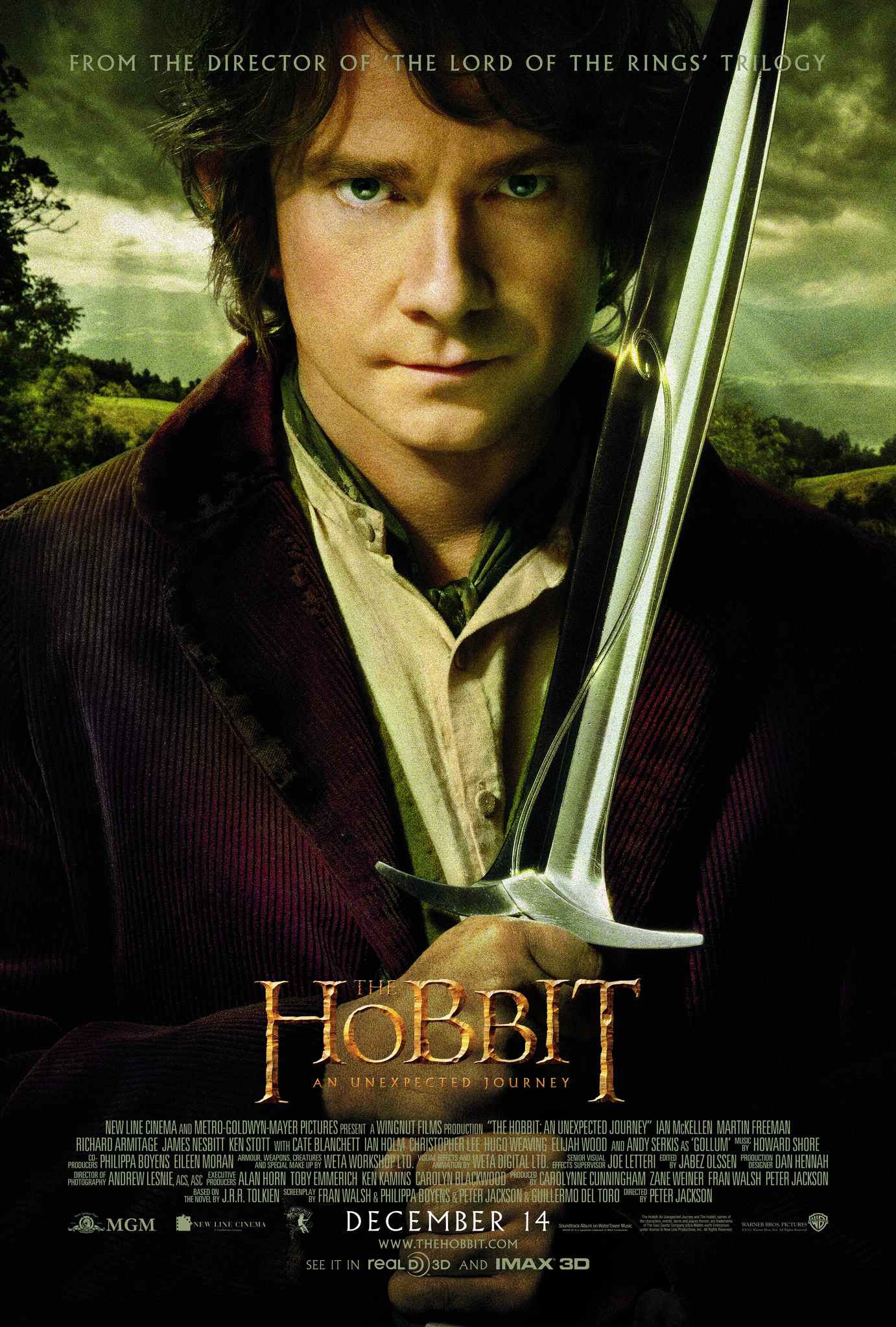 The Hobbit: An Unexpected Journey [2012]