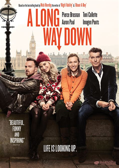 A Long Way Down (Official Movie Site) - Starring Aaron ...