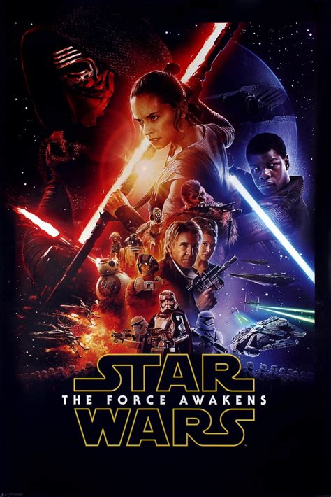 Movie Review: Star Wars – The Force Awakens (2015) – Jenny ...
