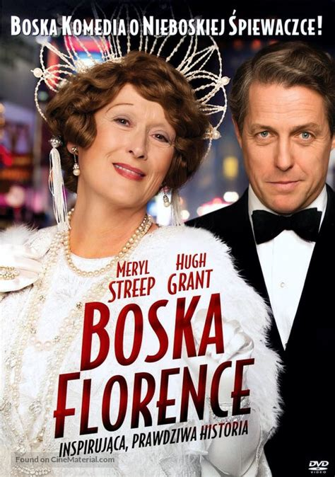 Florence Foster Jenkins Polish movie cover