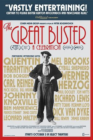 The Great Buster - A Celebration