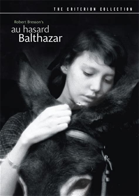 Au hasard Balthazar (1966) - The Criterion Collection
