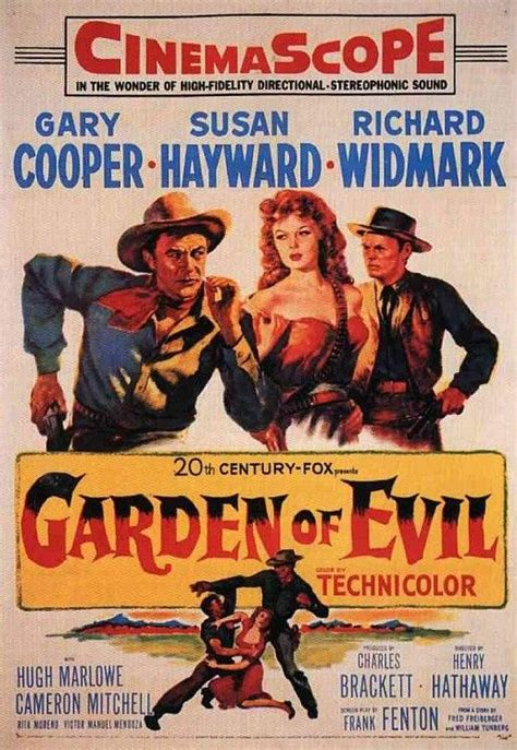 Garden of Evil Movie Poster - IMP Awards
