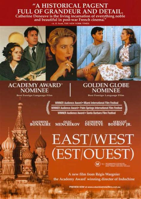East-West Movie Posters From Movie Poster Shop