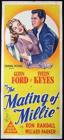 Dvd The Mating of Millie online - Corrhoancd's blog