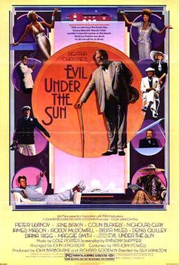 Evil Under the Sun (1982 film) - Wikipedia